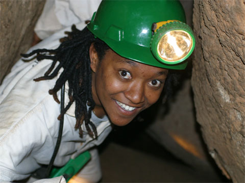 Caving with Swazi Trails