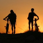 MTB riders in Swaziland