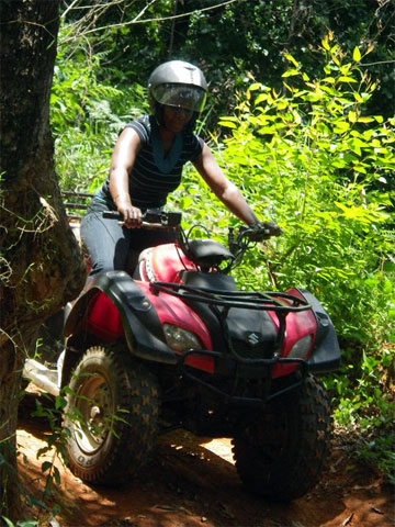 Quad Bike Trail Swaziland