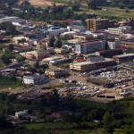 The City of Manzini, Swaziland