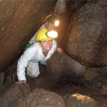 Granite caves, very unusual, Swaziland