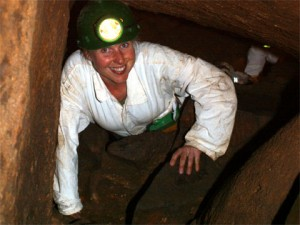 Best adventure in Swaziland - caving