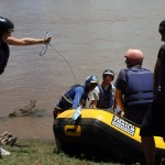 8-man rafts in Swaziland