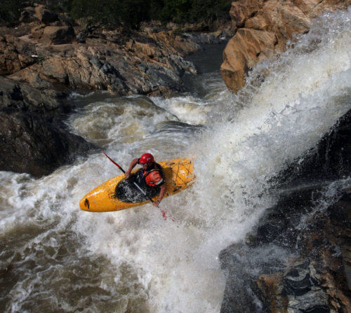 Swaziland kayaking Swazi Trails